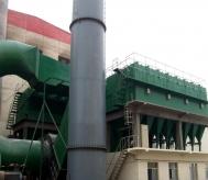 大风量组合式滤筒除尘项目