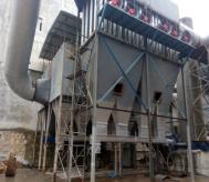 5000KVA冶炼炉配套除尘系统
