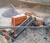 石料厂除尘系统现场