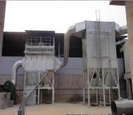 焙烧铝矾土回转窑高温烟气除尘系统的技术性能
