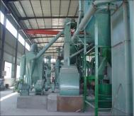 碳化硅生产线运行现场