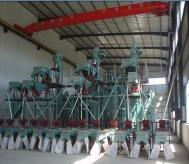 碳化硅清吹生产线现场图片