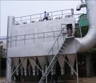 郑州AOD炉高温除尘系统