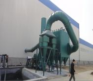 电熔砖冶炼炉高温除尘系统