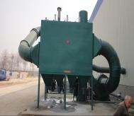 墙面高温炉配套除尘器