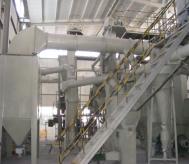 年产1万吨棕刚玉清吹制粒清洁生产线的技术优势