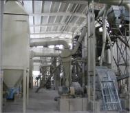 年产1万吨棕刚玉清吹生产线的技术优势