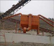 石料厂配套的单机除尘器