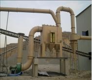 建材厂配套的脉冲式滤筒除尘器