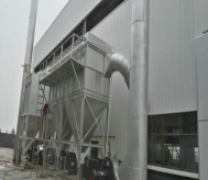 JY41-72×2XD脉冲式滤筒除尘器