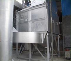 3150KVA刚玉冶炼炉高温除尘系统