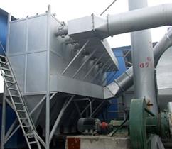 高温组合式滤筒除尘器