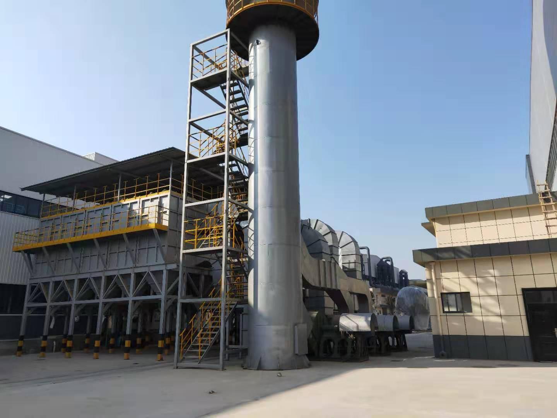 三门峡电熔刚玉:段砂生产线3