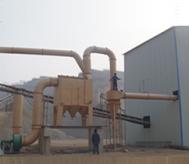 建筑材料行业除尘