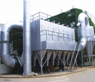 AOD炉高温除尘项目