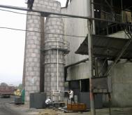 碳素煅烧炉脱硫除尘装置