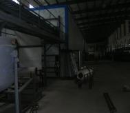 悬挂式砂带生产线
