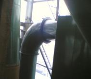 石墨粉末清理收集输送系统