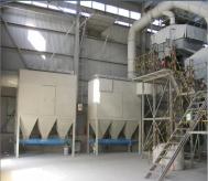 棕刚玉生产线配套除尘设备