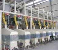 年产10000吨棕刚玉清吹制粒生产线