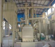 年产5000吨绿碳清吹制粒生产线