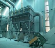 冶炼倾倒炉除尘系统