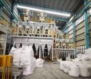 三门峡电熔:棕刚玉段砂生产线2